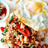 How To Make Thai Basil Chicken: Gai Pad Grapow (ไก่ผัดกระเพรา)