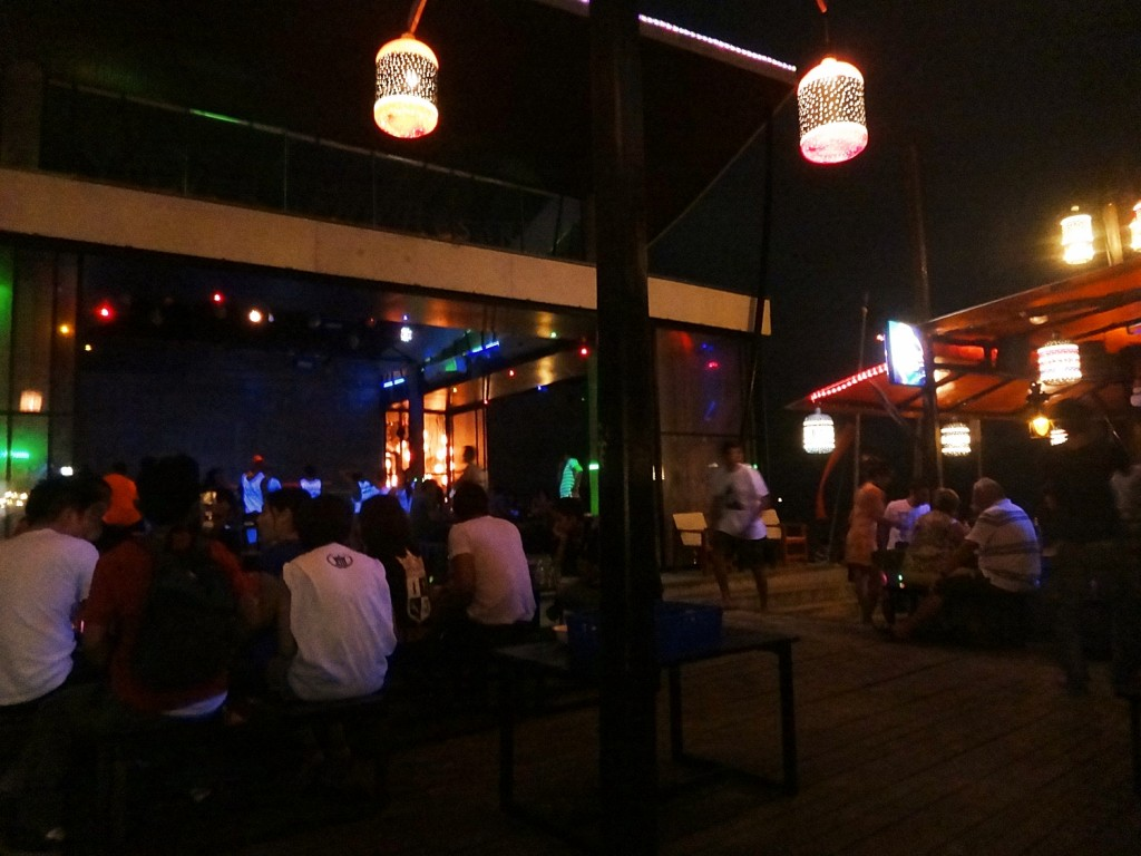 nightlife in Koh Samet