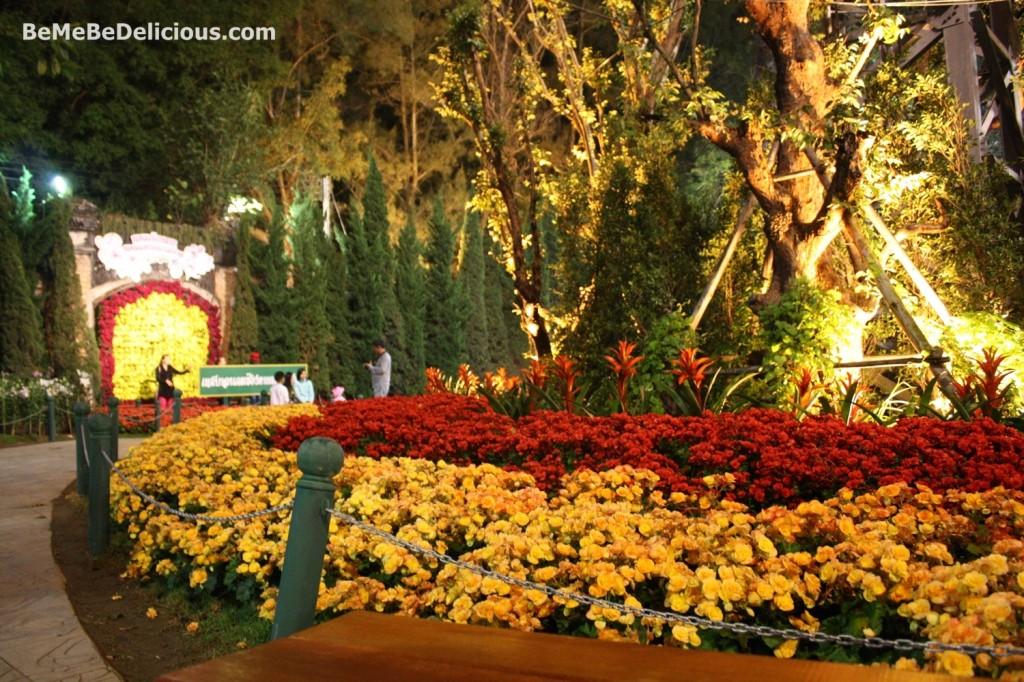 Suan Tung Lae Khom, Chiang Rai
