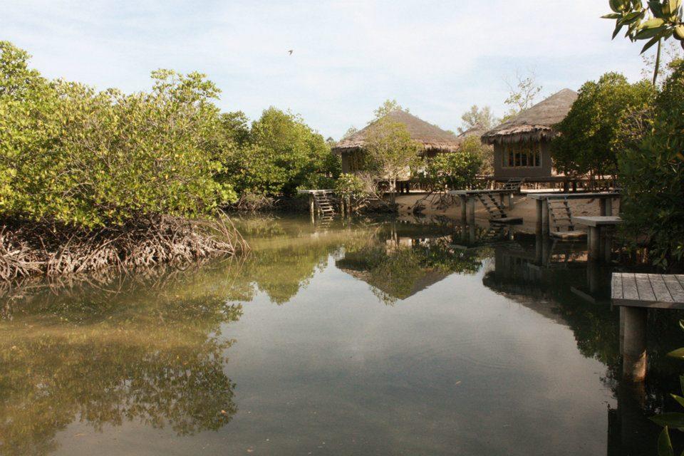 The Blue Sky Resort, Kho Phayam